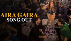 'Aira Gaira' song out now: Kriti Sanon brings in her A-Game in this sizzling hot dance track from 'Kalank'