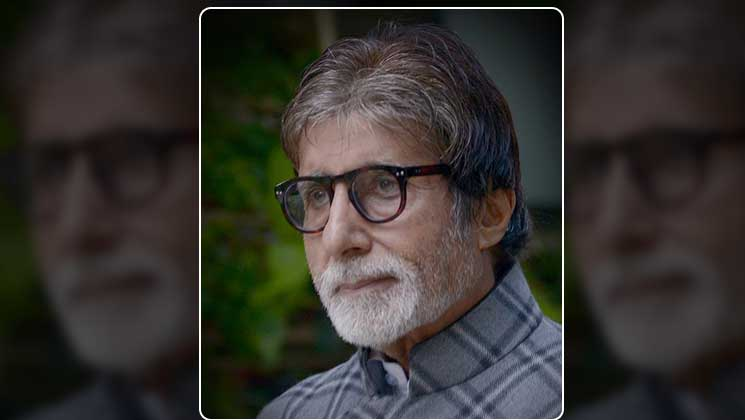 Amitabh Bachchan rushes to the hospital after suffering a health scare