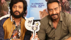 Ajay Devgn and Riteish Deshmukh's Twitter banter is too hilarious; Read Details
