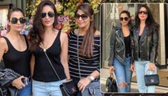 Pics: Kareena Kapoor chilling like a BOSS with her BFF Amrita Arora in London