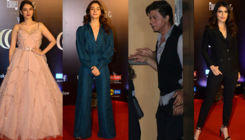 Critics Choice Film Awards 2019: Alia Bhatt, SRK, Aditi Rao Hydari, Fatima grace the red carpet event