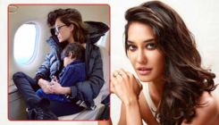 Lisa Haydon's sexy pictures from her vacay with son Zack are breaking the internet