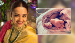 Surveen Chawla blessed with a baby girl; here's what she has named her