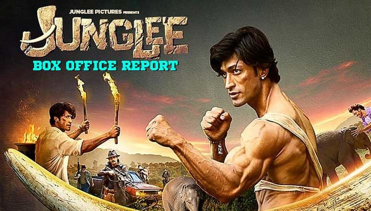 'Junglee' Box-Office Report: Vidyut Jammwal's action adventure film has a decent first weekend