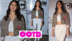 OOTD: Ananya Panday's cool and casual outfit is perfect for a summer outing