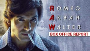 Romeo Akbar Walter Box-Office Report
