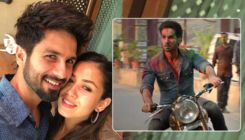 Check out Mira Rajput's reaction after watching hubby Shahid Kapoor's 'Kabir Singh' teaser