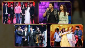 Bollywood films promotions