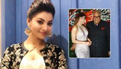 OMG! Urvashi Rautela defends Boney Kapoor again for touching her inappropriately