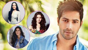 Varun Dhawan birthday