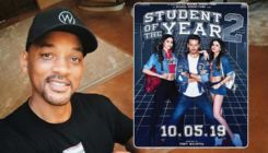 Did you know? Will Smith met the cast of 'Student of the Year 2' for his reality series
