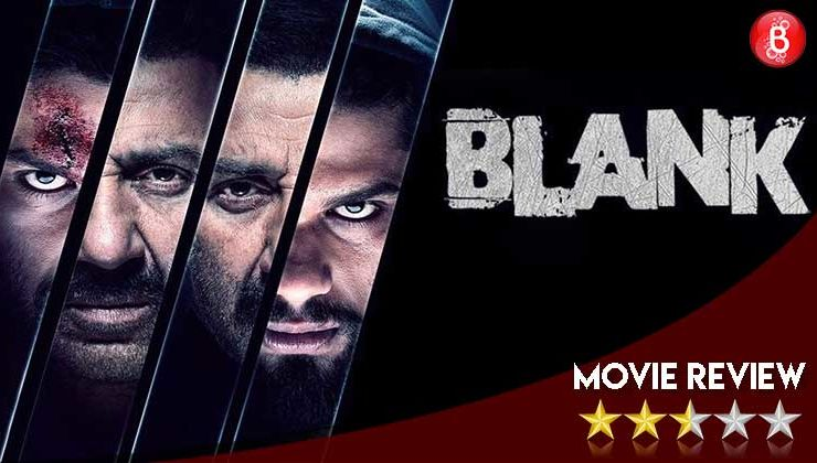 'Blank' Movie Review: A fault-ridden thriller that fails to fascinate