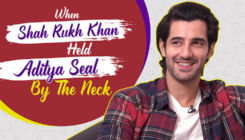 Shah Rukh Khan held Aditya Seal by the neck and gave him a life changing advice