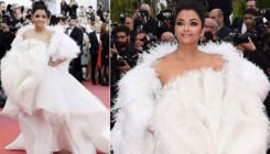 Cannes 2019: Aishwarya Rai Bachchan channels her inner 'Snowland Queen' at the red carpet