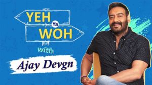 'Yeh Ya Woh': Ajay Devgn finally CHOOSES between 'Singham 3' and 'Golmaal 5'