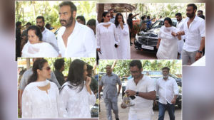 veeru devgan prayer meet bollywood celebs