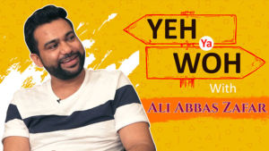 'Yeh Ya Woh': Ali Abbas Zafar's HONEST selection between Shah Rukh Khan and Salman Khan