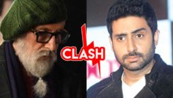 Father vs Son: Amitabh Bachchan's 'Chehre' to clash with Abhishek Bachchan's next
