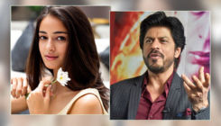 Really! Ananya Panday calls Shah Rukh Khan her second father?