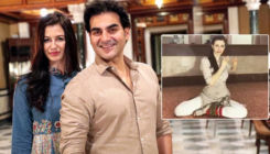 Here's what Arbaaz Khan has to say about GF Giorgia Andriani's Kathak performance