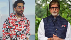 Ayushmann Khurrana's heartfelt reaction on working with Amitabh Bachchan