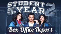 Box-Office Report: 'Student of The Year 2' becomes the second highest opener of Tiger Shroff's career