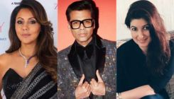 Twinkle Khanna and Gauri Khan to share the couch on Karan Johar's new Netflix chat show?