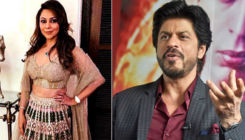 Shah Rukh Khan: Don't want to read Gauri Khan's 'Words Of Wisdom' online