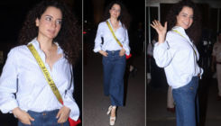 Cannes 2019: Kangana Ranaut leaves for the French Riviera after losing 5 kgs in 10 days