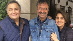 #MeToo accused Rajkumar Hirani meets an ailing Rishi Kapoor in the US