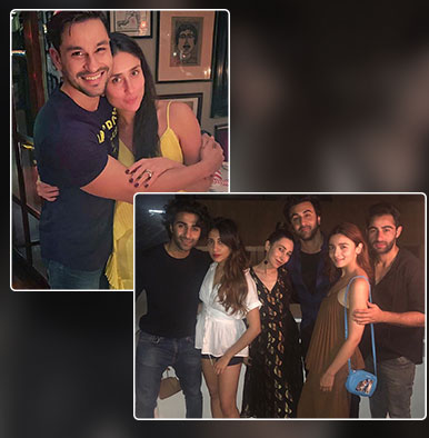Kunal Kemmu birthday bash