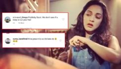 Kiara Advani slammed for endorsing hair oil, days after cutting her hair in rage; Trolls call it a 'publicity stunt'