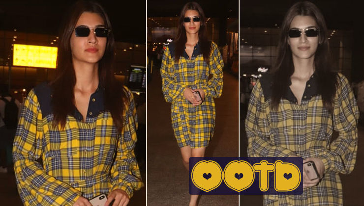 Kriti Sanon nails the 'Boss Lady' look to perfection