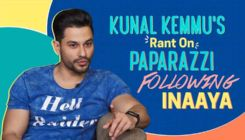 Kunal Kemmu on paparazzi following Inaaya