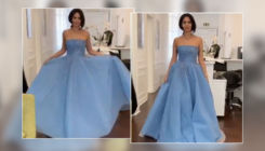 Cannes 2019: Mallika Sherawat flaunts her blue gown for the red carpet - watch video