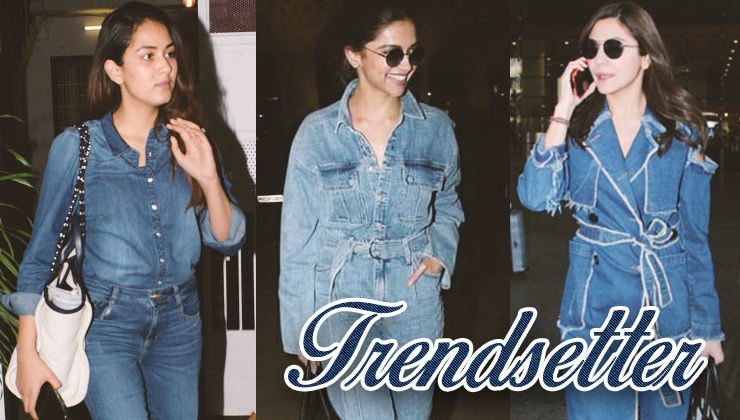 Mira Rajput, Deepika Padukone, Anushka Sharma teach you how to rock the denim look