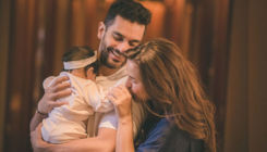 Neha Dhupia shares an adorable picture of daughter Mehr with Angad Bedi