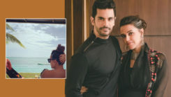 Neha Dhupia enjoys 'twosday' in Mauritius ahead of her first wedding anniversary
