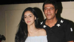 Ananya Panday wants to develop a thick skin like her dad Chunky Panday
