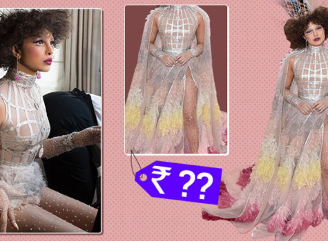 Priyanka Chopra's #MetGala2019 outfit is costlier than the monthly rent of a 3 BHK sea-facing Mumbai flat