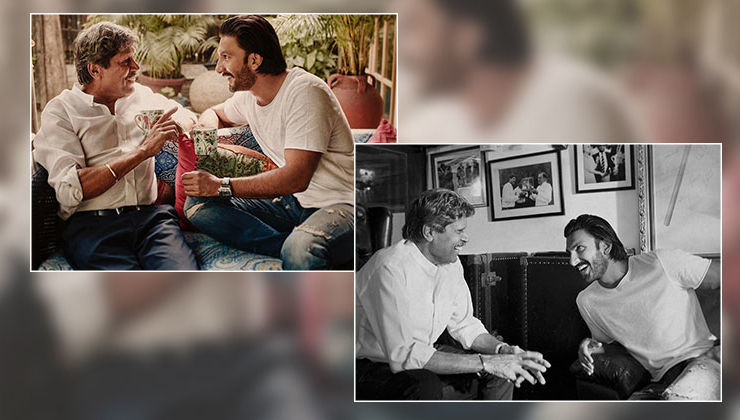 Ranveer Singh on spending time with Kapil Dev: It was more about getting to know him at a personal level