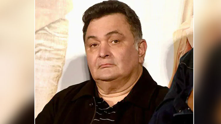 Rishi Kapoor is homesick after 8 months of cancer treatment in the US | Bollywood Bubble