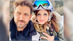 Here's how Sussanne Khan reacted when she first met Hrithik Roshan