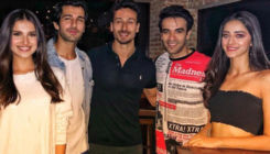 Tiger Shroff, Ananya Panday wish 'SOTY 2' director Punit Malhotra on his birthday
