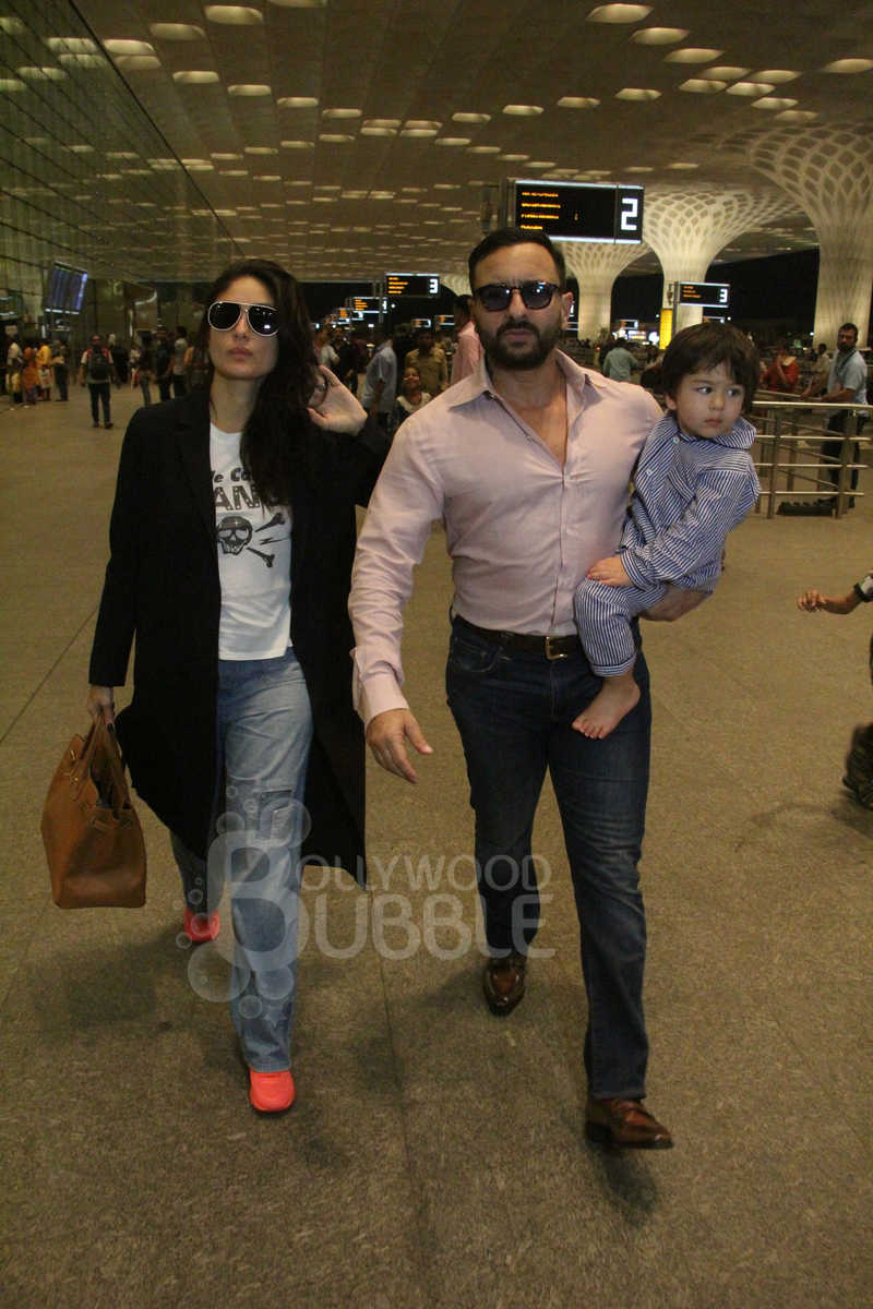 Bebo with her family