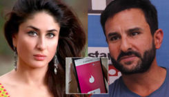Saif Ali Khan's naughty smile makes us doubt if he's on Tinder; Kareena Kapoor, are you listening?