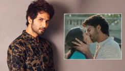 Shahid Kapoor BLASTS reporter for asking about kissing scene with Kiara Advani