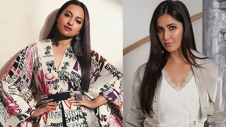 Sonakshi Sinha forcibly made Katrina Kaif follow her on Instagram