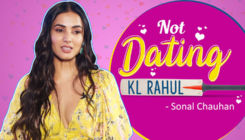 Sonal Chauhan's CANDID Confession on dating KL Rahul