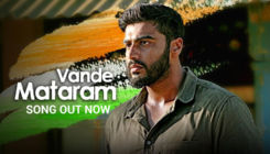 'Vande Mataram' song: Arjun Kapoor flaunts his patriotism in 'India's Most Wanted's new track